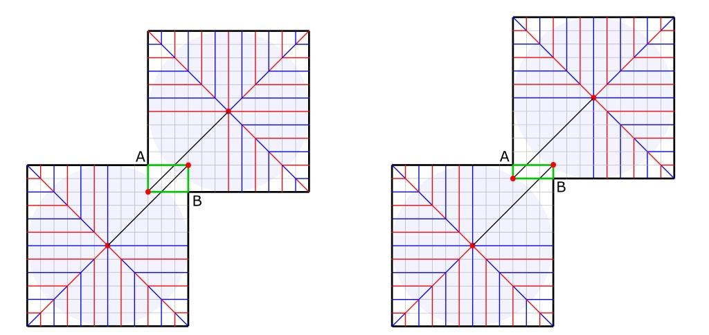 Pythagorean stretch - Moving