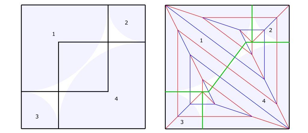 Pythagorean stretch