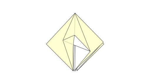 Swivel fold