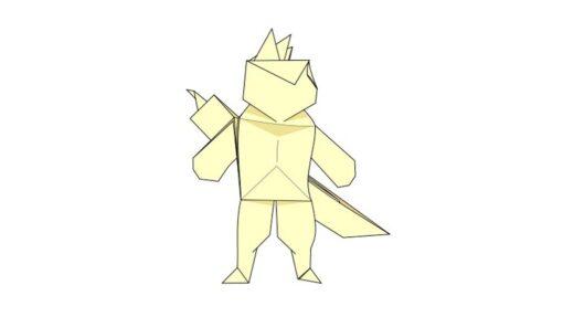 Origami design process  – Part 2
