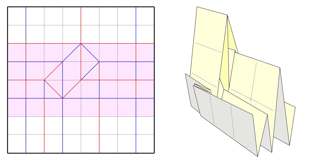 Origami Level shifter