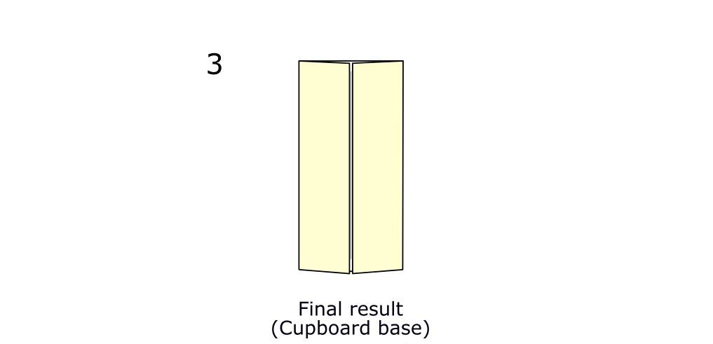 Cupboard base (s2)