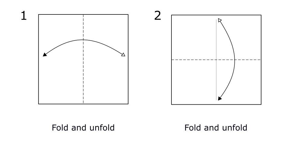 Two colour hart (diagram s1)