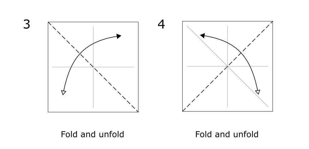 Origami Horse (diagram s2)