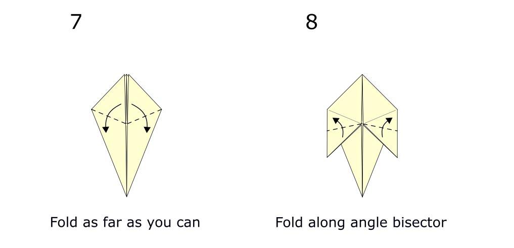 Origami turkey (diagram s4)