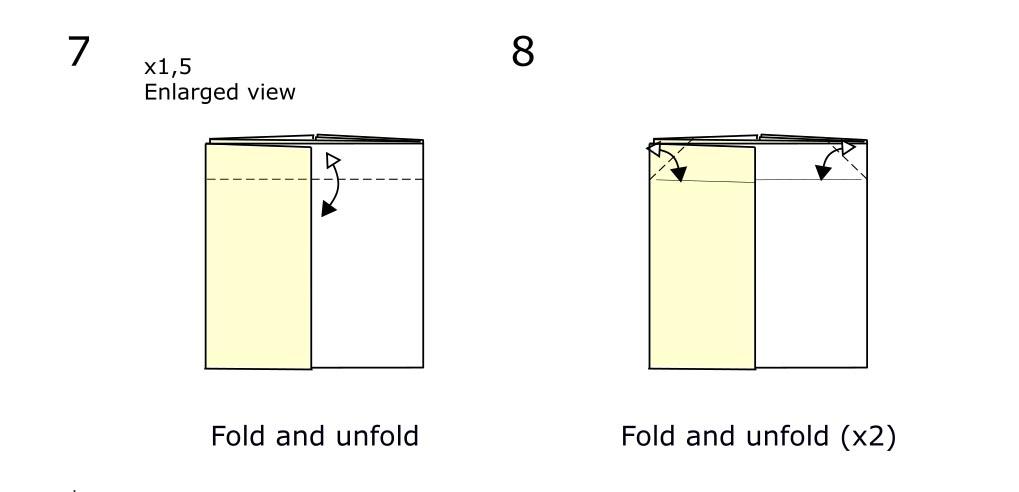 Two colour hart (diagram s4)