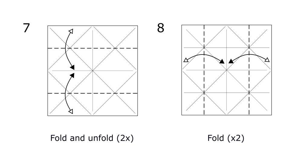 Origami Horse (diagram s4)
