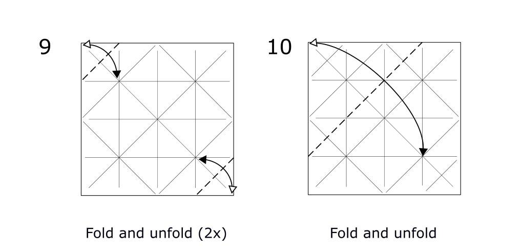 Origami Horse (diagram s5)