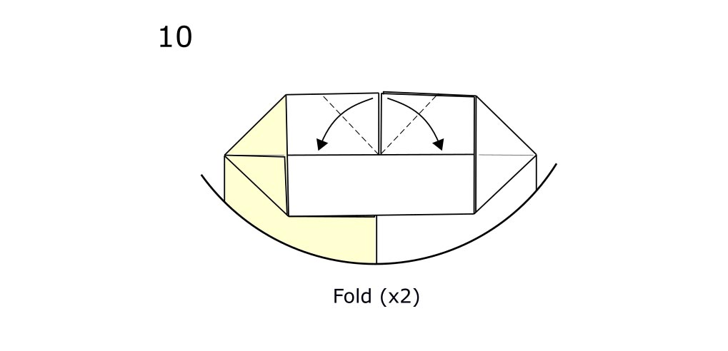 Two colour hart (diagram s6)