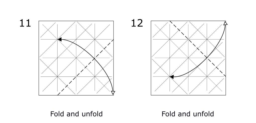 Origami Horse (diagram s6)