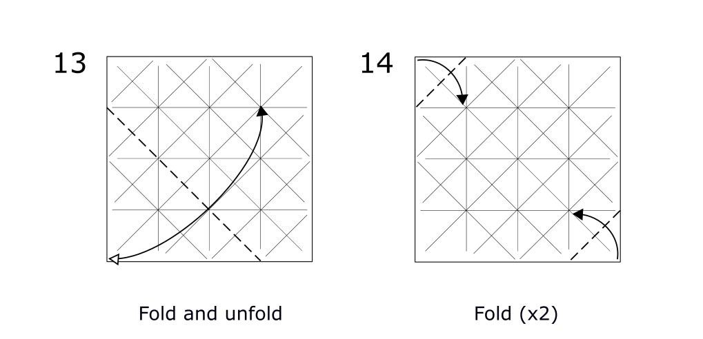 Origami Horse (diagram s7)