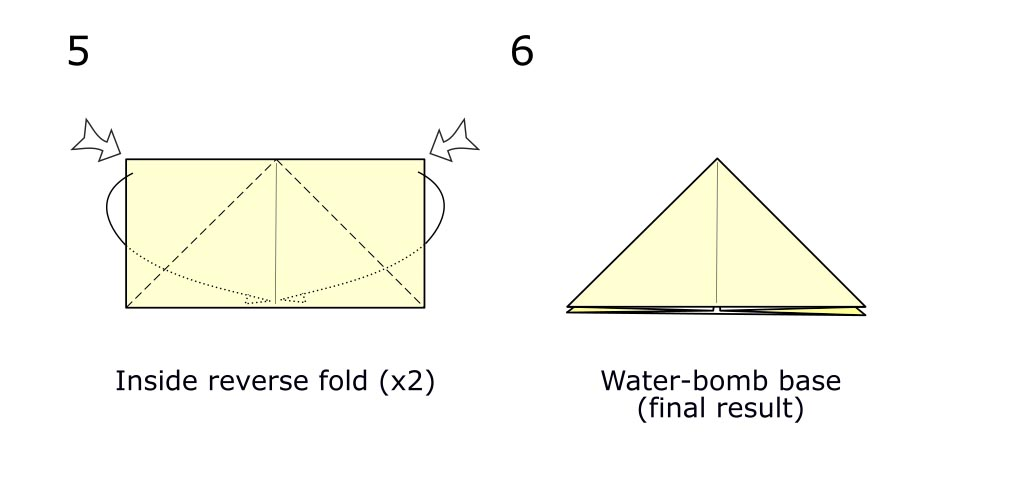 Water-bomb base (s3)